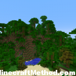 1.2.3 Minecraft Seed | Jungle Biome