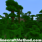 1.2.3 Minecraft Seeds | Jungle Biome for version 1.2.3