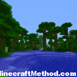 1.2.3 minecraft seed | lake and jungle biome | 1.2.3abc