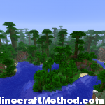 minecraft seeds 1.2.3 | worstseedever | jungle biome