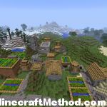 1.2.3 Minecraft Seeds | Blade Runner | NPC Village
