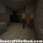 Minecraft Seeds 1.2.3 | hellamadmen | Villagers in cave system