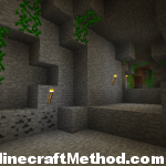 1.2.3 Minecraft Seeds | Artomix | Cave in island