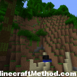 Minecraft Seeds | Artomix | Side view of island