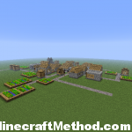 Minecraft SuperFlat Seed | lostlostlost | Another NPC Village