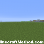 Minecraft Flat Seed | lostlostlost | Distant NPC villages