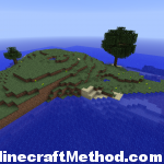Minecraft Seeds | whywontyoujustletmebe | Spawn island