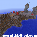 Minecraft Seeds | whywontyoujustletmebe | More Mushroom Island