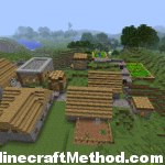 Minecraft Seeds | 791396491 | NPC Village