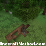 [1.2.3] Minecraft Seeds | 791396491 | Entrance to Cave System