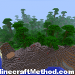 1.2.3 Minecraft Seeds | i dont care | jungle biome with mushroom biome