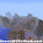Minecraft Seeds 1.2 | i dont care | huge mushroom biome