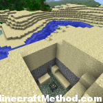 Minecraft Seeds List | 4629091465175177150 | Desert Dungeon