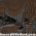 1.2.3 Minecraft Seeds | 4629091465175177150 | Mushroom Biome Caves