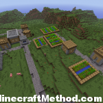 Minecraft Seeds | 1775670011282668560 | NPC Village