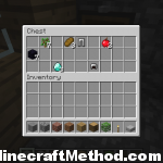 Minecraft Seeds 1.2.3 | 1775670011282668560 | Chest with diamonds