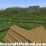 1.2.3 Minecraft Seeds | 1775670011282668560 | NPC Village with animals