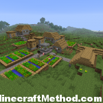 Minecraft World Seeds for 1.2.3 | Odd Future | NPC Village