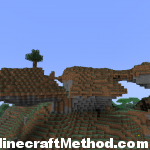 1.2.4 Minecraft Seeds | Dovahkiin | Floating Islands