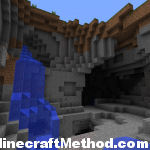 seeds for minecraft | mileysucks | inside a huge cave