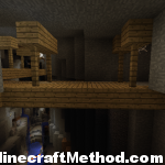 1.2.4 seeds for minecraft | Fortress | more abandoned mineshaft above ravine