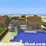 minecraft seeds list | Fortress | more npc village
