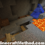 Minecraft Seeds for 1.2.4 | Cutman | Abandoned mineshaft in cavern