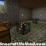 1.2.4 Minecraft Seeds | 761901369131881790 | double dungeon