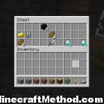 1.2.5 minecraft seeds | boobies | diamonds and obsidian in chest