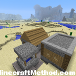 minecraft 1.2 seeds | boobies | village in desert biome