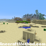 1.2.5 Minecraft Seed | -8227252585264349741 | Desert well