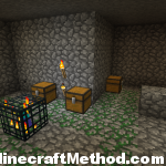Minecraft Worlds for 1.2 | -8227252585264349741 |Double dungeon one spawner 3 chests