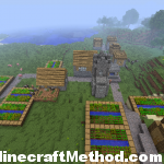 minecraft seeds | monsterhunter | npc village