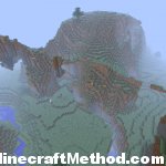 Minecraft 1.2 Seeds | -6477892280881969750 | ravine and mountains