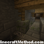 minecraftseeds | hotelcalifornia | stronghold with abandoned mineshaft on top
