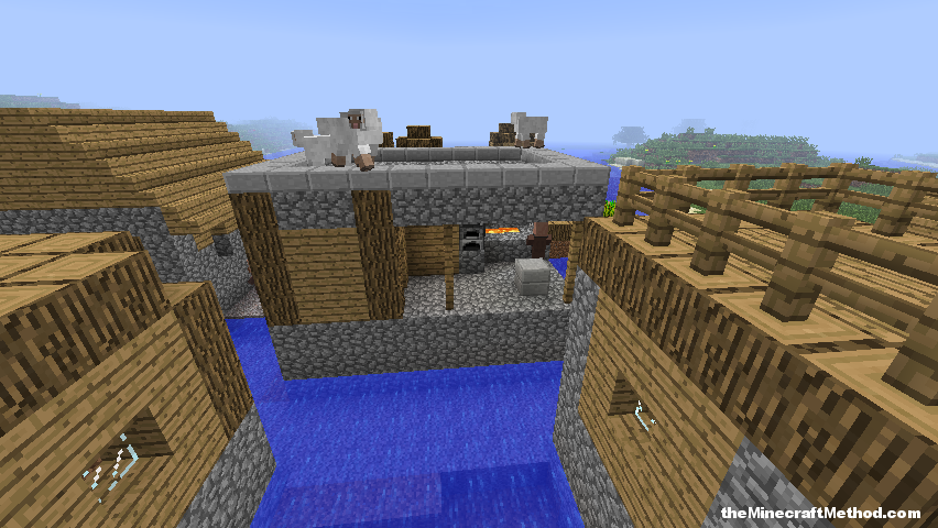 Minecraft Seeds List | Old Spice | Minecraft Seeds