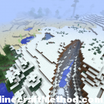 many biomes with a ravine