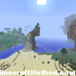 tons of biomes in the seed -881714964
