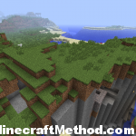 8173282897673080432 Ravine with npc village in background