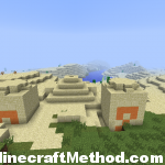 8491340278244839580 | desert temple outer view