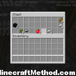 1.4.6 minecraft | -568688860 | obsidian in chest from npc village
