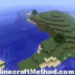 minecraft seed samsung | two tree island