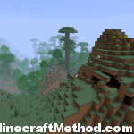 Extreme Hills Mountain Biome and Jungle Biome