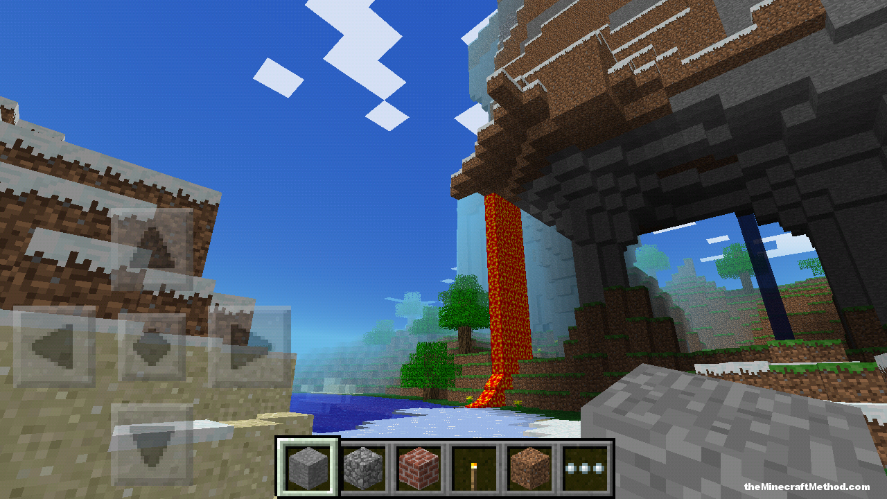 Pocket edition seeds nyan