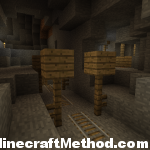 minecarts and mineshafts galore