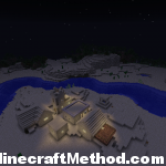 npc village at night in -799194864