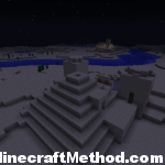 Another temple in minecraft -799194864