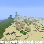 Village spawn with dungeons | Minecraft Seeds