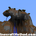 Mountain Seed for Minecraft