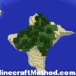 #1 Minecraft Seed for 1.8 is……